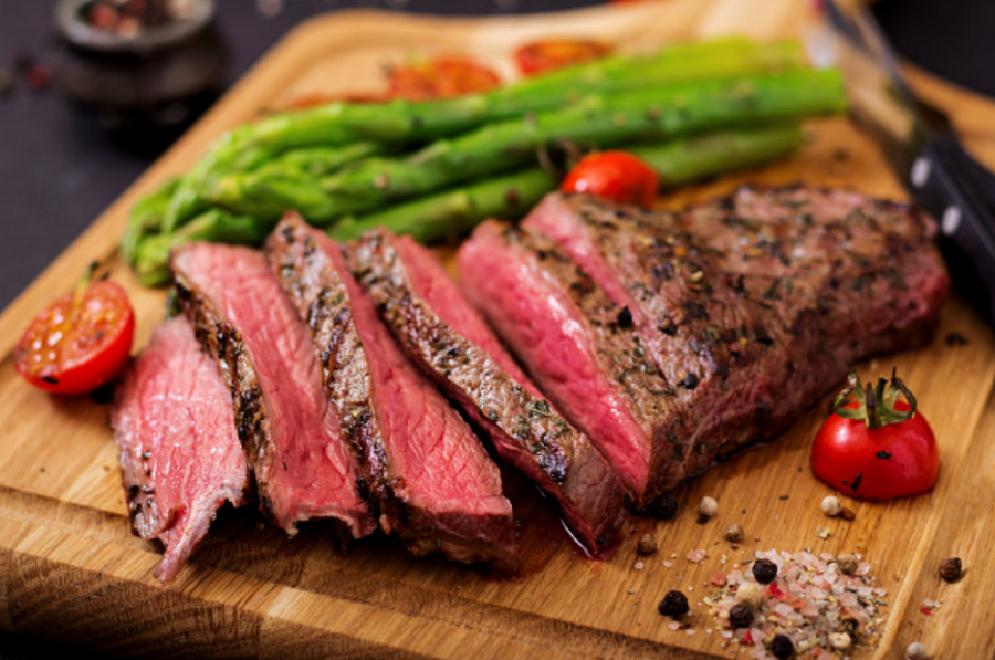 месо Степен на подготовка на