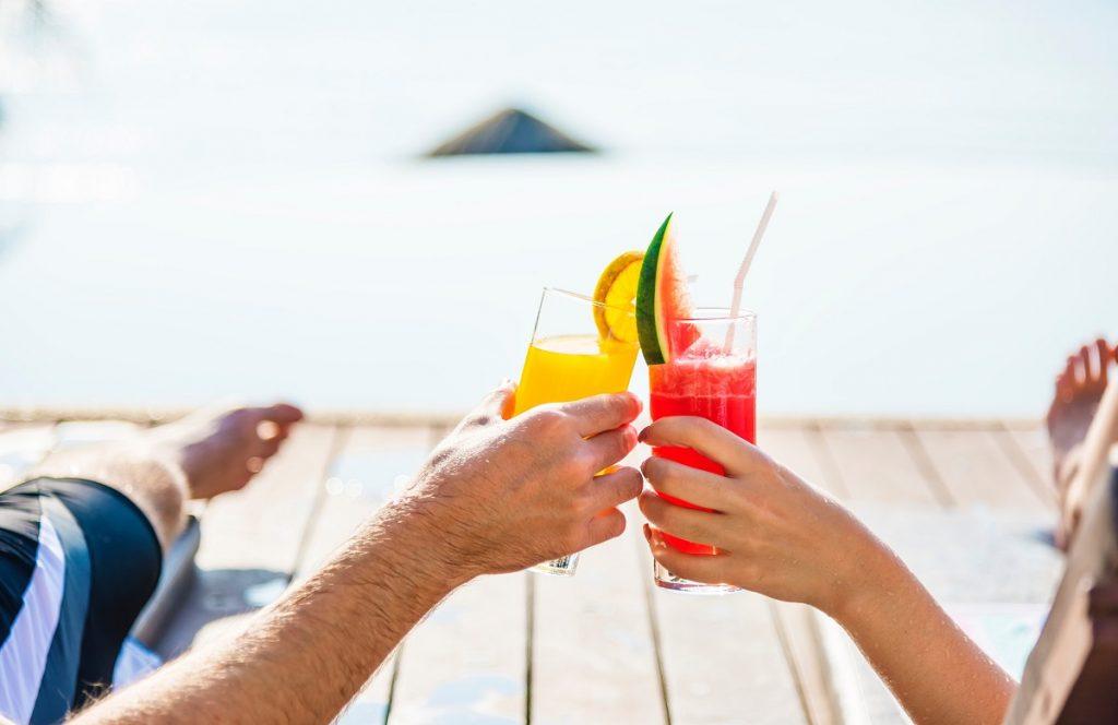 пијалаци за летниот период