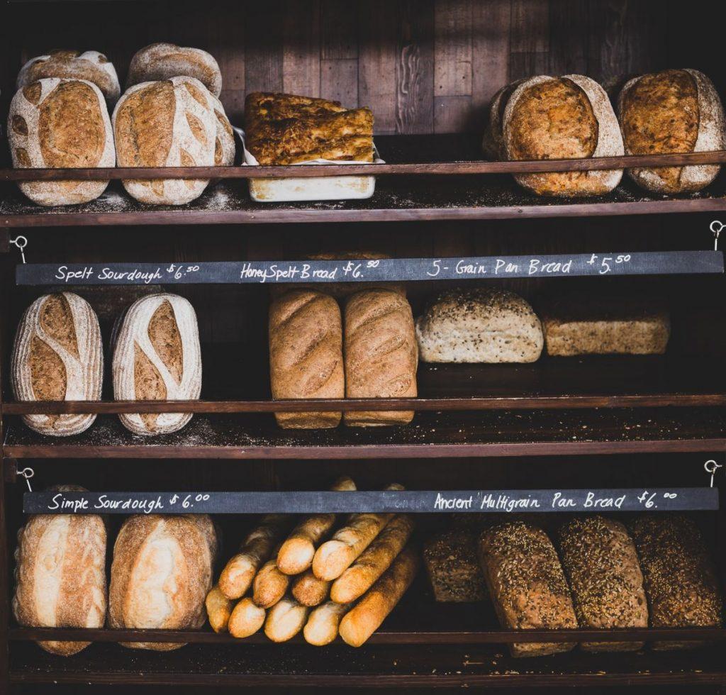 Видови на здрав леб